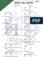 pRE - ALG - Teorema Del Resto
