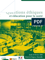 actes_colloque_regiona éthique et éduc santél