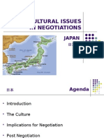 Cross Cultural Negotiation - Japan-Final