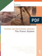 Un the Prison System