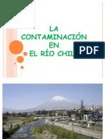 LA CONTAMINACIÓN EN rio chili