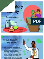 Anna Laboratory Safety 488