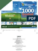 1000 Greatest Windows Hidden Secret and Tips eBook