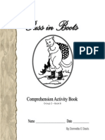 Comprehension GR2 - Puss in Boots 8