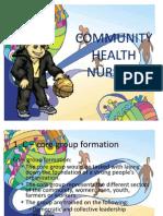 Community Health Nursing - 1