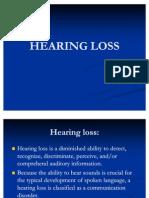 Hearing Loss Traducir