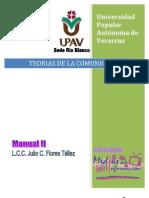 Manual Teorias de La Comunicacion II