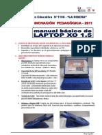 Manual Basico Laptop XO 1.5 Sec Und Aria a Color