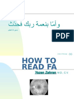 How To Read fluorescein angiography (ophthalmology)