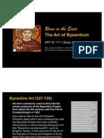 ARTID121 - Byzantine Art