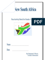 South Africa General Activity Book Gr 3-4
