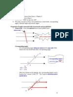 2. Lines and Angles II