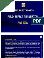 Bel 06 Field Effect Transistor