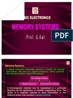 Bel 15 Memory Systems
