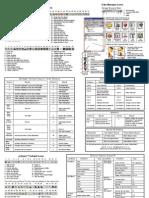 Minesight Quick Ref Guide 110603