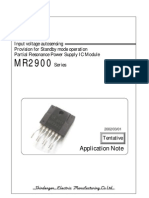 Mr2920 Datasheet