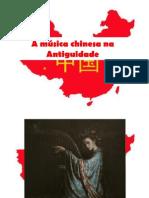 A música chinesa na Antiguidade