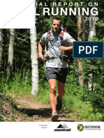 Trail Running USA 2010. Outdoor Foundation report