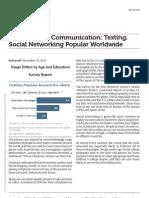 Global Digital Communications