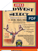 2012 Midwest Select Proof