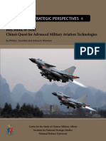 Buy, Build, Or Steal - China's Quest for Advanced Military Aviation Technologies