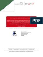 Aplicación del análisis estructural integrativo de organizaciones universitarias