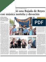 Bajada de Reyes en Catacaos