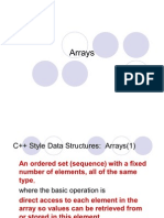 Lec-5 Arrays ADT