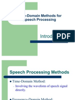 Time Domain Methods1 (1)