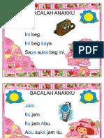 Bacalah Anakku 4