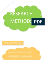 Research Meths