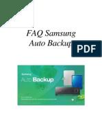 FRA_Samsung Auto Backup FAQ Ver 2.1