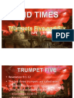Trumpets Five and Six