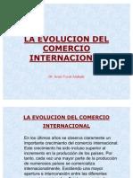 La Evolucion Del Comercio Internacional