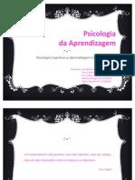 Psicologia Cognitiva vs Aprendizagem Escolar_Trabalho de Grupo_FINAL