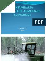 area Produselor Aliment Are Cu Pesticide