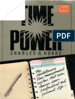 Time Power - Charles R. Hobbs