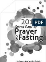 A Guide to Prayer and Fasting