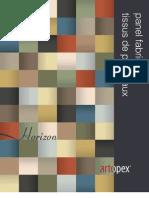Artopex Panel Fabrics