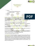 FEULS - Acta Pleno Ordinario #1
