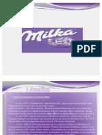 milka proiect