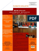 Romanian Diplomatic Bulletin No.2
