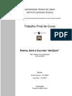 Artgate-RelatorioFinal