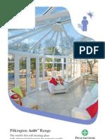 Pilkington ActivT Consumer Brochure i609 Sept2008