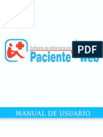 Software Historias Clinicas Manual Version 2