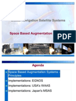 2006 Space Based Augmentation Systems