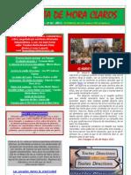 La Gazeta de Mora Claro nº 131- 06012012.