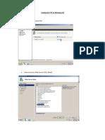 Instalación FTP en Windows R2