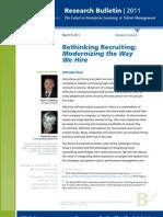 Bersin_RB_RethinkingRecruiting
