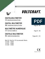 123296-An-01-Ml-Voltcraft Vc920 Dmm de en Fr Nl